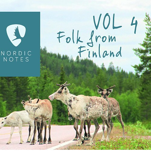 Various Artists - Folk from Finland: Nordic Notes Vol 4: Folk from Finland, (NN087)